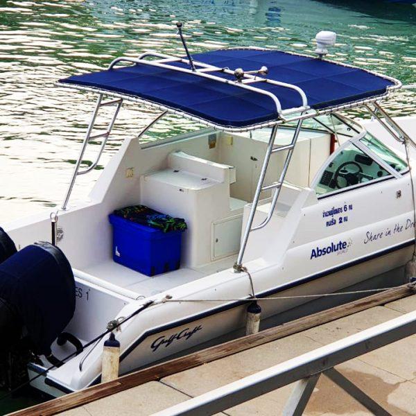 rafiki2 Phuket boat tours